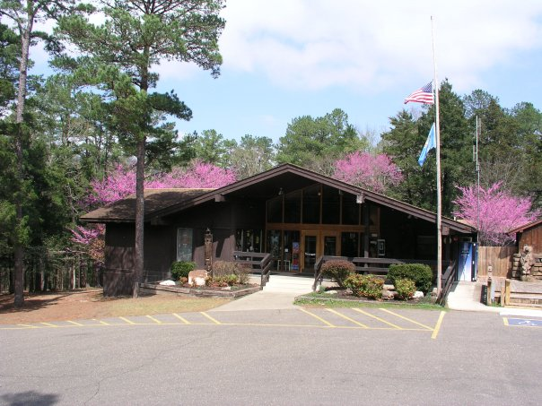 Located inside of the Beavers Bend State Park is the Beavers Bend Gift Shop.