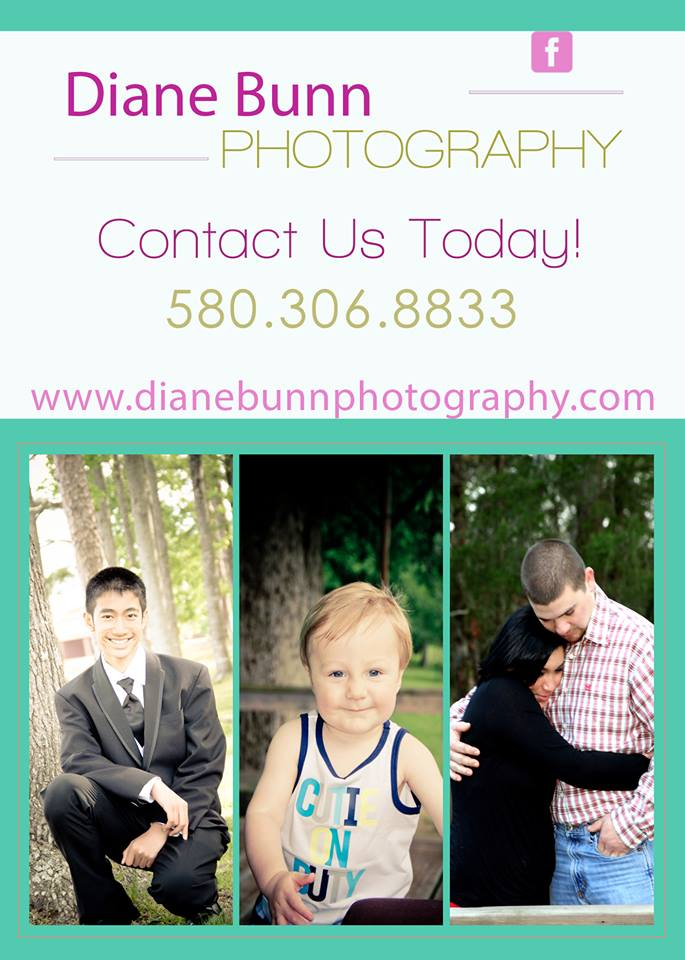 Diane Bunn Photography, professional photographer for all your family photos and other special occasions.