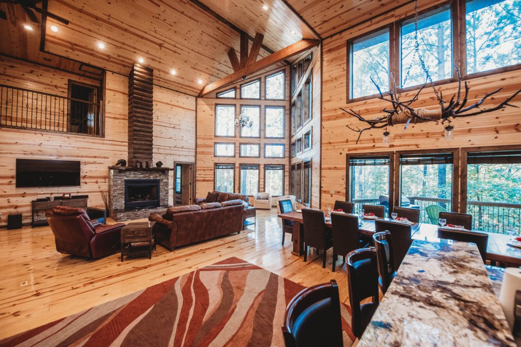Work From Cabin: Why Remote Work Feels Right at Home in McCurtain County