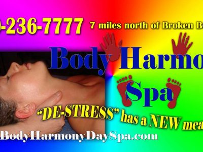 Visit Body Harmony Spa in Broken Bow