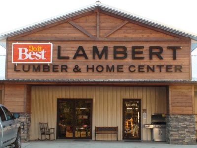 Lambert Lumber & Home Center Shopping Broken Bow