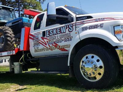 Eskew's Garage Towing McCurtain County