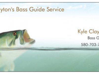 Clayton's Fishing Guide Service Broken Bow