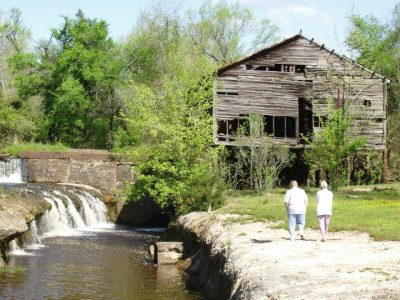 Clear Creek Water Mill Broken Bow