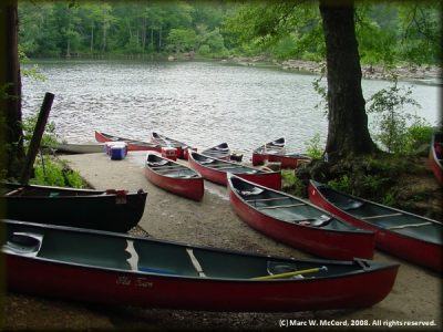 Ambush Canoe Rentals on the Mountain Fork and Little rivers in McCurtain County Oklahoma