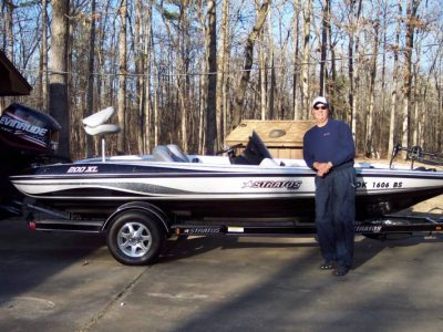 Lake Guide Service in Broken Bow