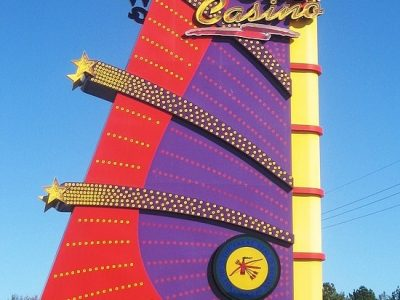 Choctaw Casino in Broken Bow