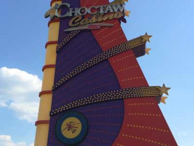 Choctaw Casino in Idabel