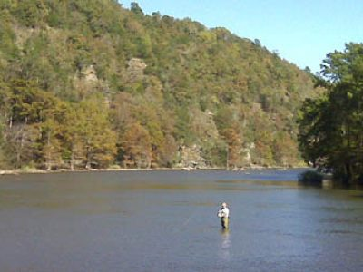 jim miller fishing guide broken bow
