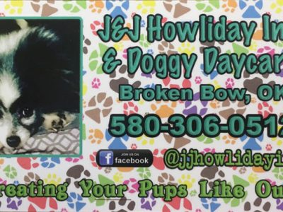 J&J Howliday Inn & Doggy Daycare Broken Bow