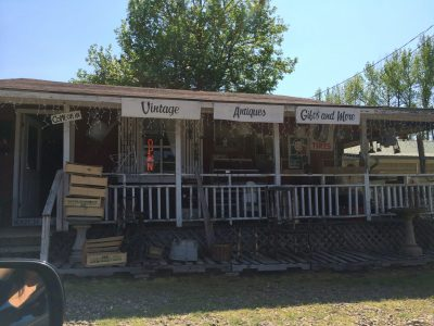 Vintage Antiques in Broken Bow, Oklahoma specializes in antiques & collectibles.